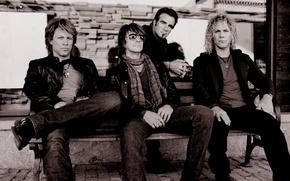 Picture music, rock, bon jovi, bon