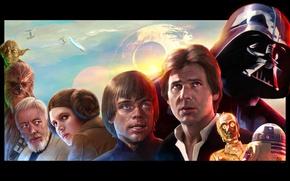 Picture Star Wars, Star Wars, Darth Vader, Darth Vader, Ben, Iodine, Yoda, Ben, Luke Skywalker, R2-D2, …