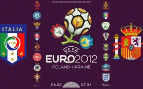 Picture Football, Italy, Spain, UEFA 2012, The final