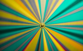 Picture rays, line, paint, color, hexagon