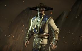 Picture Mortal Kombat, raiden, Raiden