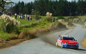 Picture Red, Auto, Sport, Machine, People, Turn, Citroen, Citroen, Car, WRC, Rally, Rally, Xsara