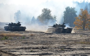 Picture weapons, tanks, pt-91
