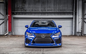 Picture Lexus, Tuning, RC-F, SEMA 2014