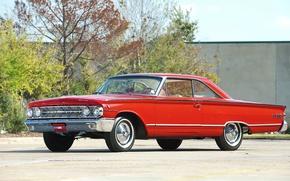 Picture vintage, muscle, muscle car, classic, 1962, Marauder, Mercury