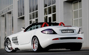 Picture SLR, BRABUS, TUNING, MERCEDES, BENZ, ROADSTER