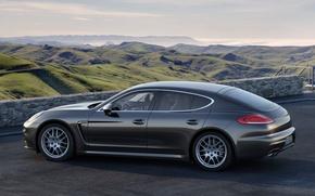 Picture car, Porsche, Panamera, wallpapers, fon