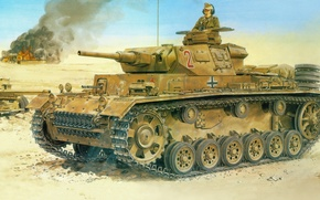 Picture Tank, III, Pfw, Pzk