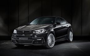 Wallpaper background, BMW, BMW, Hamann, X6 M, F86