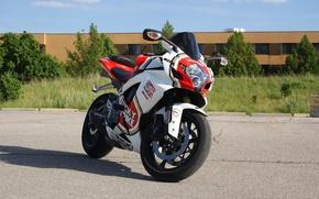 Picture motorcycle, suzuki, bike, Suzuki, Supersport, gsx-r750, lucky strike, lucky strike
