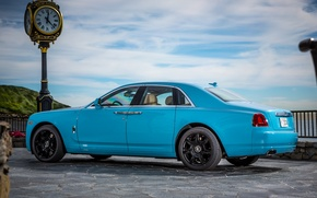 "Picture Ghost, Rolls, -Royce, Trial Centenary, ""Alpine"