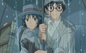 Picture Hayao Miyazaki, Hayao Miyazaki, Ghibli, Naoko Satomi, The wind grows stronger, The Wind Rises, Naoko …