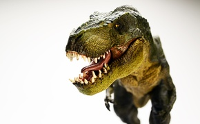 Picture toy, dinosaur, scavenger