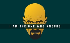 Picture the series, Walter white, methamphetamine, i am the one who knocks, met, breaking bad, Jesse ...