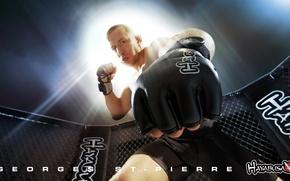 Picture MMA, UFC, champion, Georges, welterweight, Saint-Pierre, GSP, St-Pierre