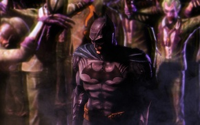 Picture batman, costume, joker, dc comics, bruce wayne, riddler
