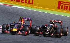 Picture Lotus, Red Bull, E23, RB11