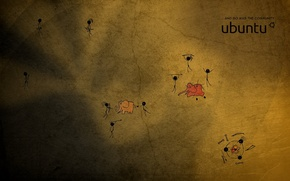 Picture ubuntu, Ubuntu, community, community, cave paintings