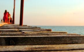 Picture sea, black, Anapa