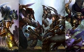Picture Renekton, LoL, Kayle, Morgana, League Of Legends, League Of Legends, Graves, Darius, Nasus, Twisted Fate, …