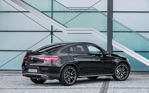 Picture Mercedes, AMG, coupe, GLC 43