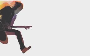Picture guitarist, Sergei Tabachnikov, nobody.one, Head Movies