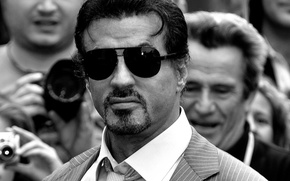 Picture actor, male, Sylvester Stallone