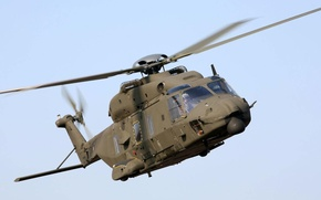 Picture Eurocopter, NH90, NHI, multi-purpose helicopter