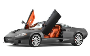 Picture Aileron, Spyker, C8