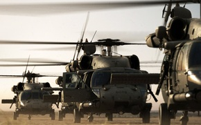 Wallpaper the rise, link, helicopters