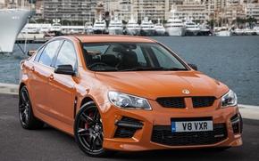 Picture the city, Marina, Vauxhall, VXR8, GTS