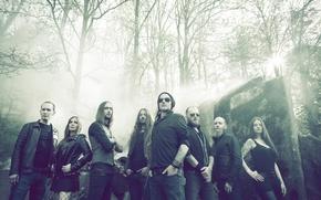 Picture metal, folk, Nicole Ansperger, Chrigel Glanzmann, Merlin Sutter, Patrick Kistler, Kay Brem, Eluveitie, Ivo Henzi, …