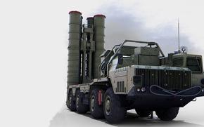 """Picture figure, Russia, SAM, Favorite, anti-aircraft missile system, S-300, NPO """"Almaz"""""""