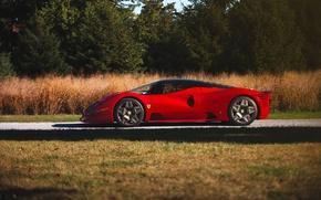 Picture Concept, Ferrari, Pininfarina, P4-5
