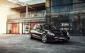 Picture Mercedes-Benz, Mercedes, C-Class, 2014, W205, Lorinser