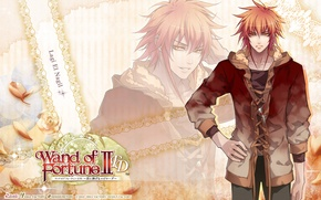 Picture the game, red, guy, Fang, Wand of Fortune, Lagi El Nagil