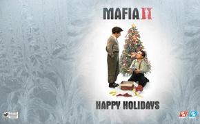 Picture gun, tree, Vitto., Joe, MAfia 2
