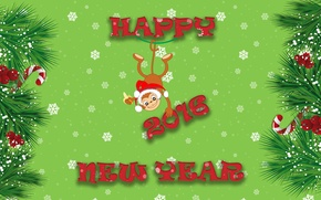 Picture new year, new year, 2016, 2016