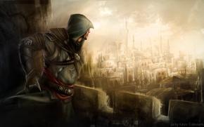 Wallpaper Revelations, Ezio, Assassin's Creed, Costantinopoli