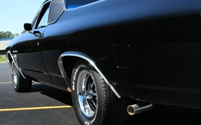 Wallpaper muscle, muscle car, classic, the way
