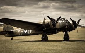 Picture bomber, easy, Bristol Blenheim, Bristol Blenheim