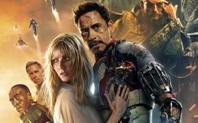 Picture wallpaper, Fantasy, Robert Downey Jr, woman, man, new, men, women, iron man, Robert Downey Jr., ...