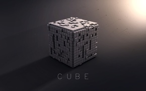 Picture Cube, Cube, Graphics, Rendering