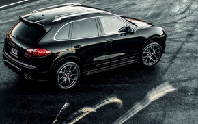 Picture Porsche, Porsche, Turbo, Cayenne, Cayenne, turbo, 2015