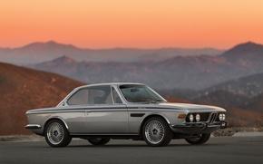 Picture car, BMW, sportcar, classic, 1973, CSL