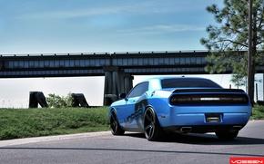 Picture Dodge, Challenger, Vossen, Mopar