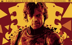 Picture game of thrones, dwarf, Lannister, Tyrion, Peter Dinklage