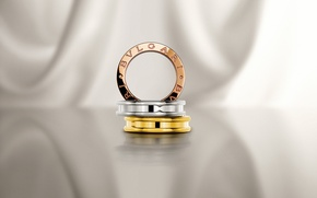 Picture style, ring, decoration, brand, BVLGARI