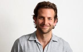 Picture white background, bradley cooper, Bradley Cooper, shirt, actor, actor