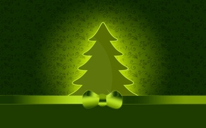 Picture holiday, tree, new year, Christmas, texture